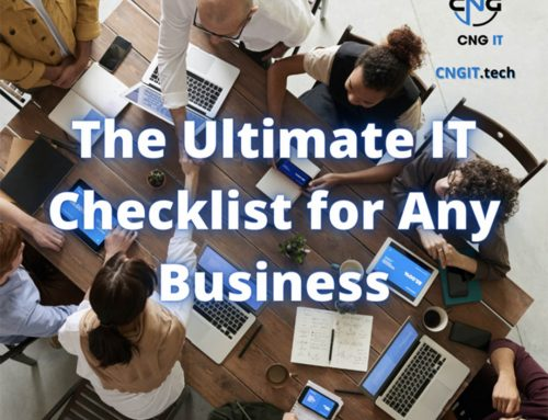 The Ultimate IT Checklist for Any Business