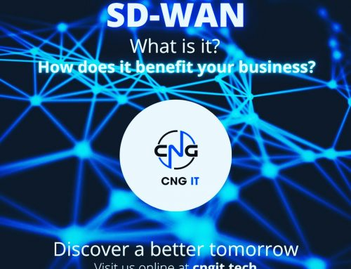 SD-WAN: What is it? How does it benefit your business?
